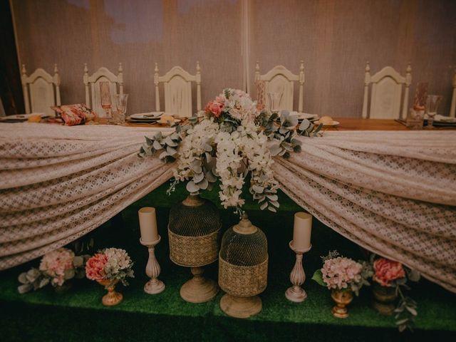 La boda de Olaf y Carol en Castalla, Alicante 26