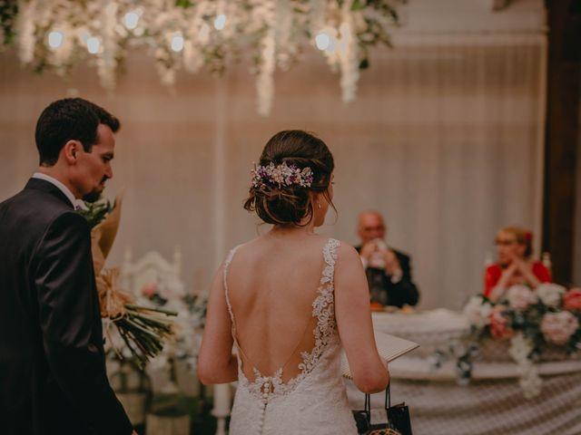 La boda de Olaf y Carol en Castalla, Alicante 31
