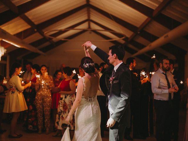 La boda de Olaf y Carol en Castalla, Alicante 35