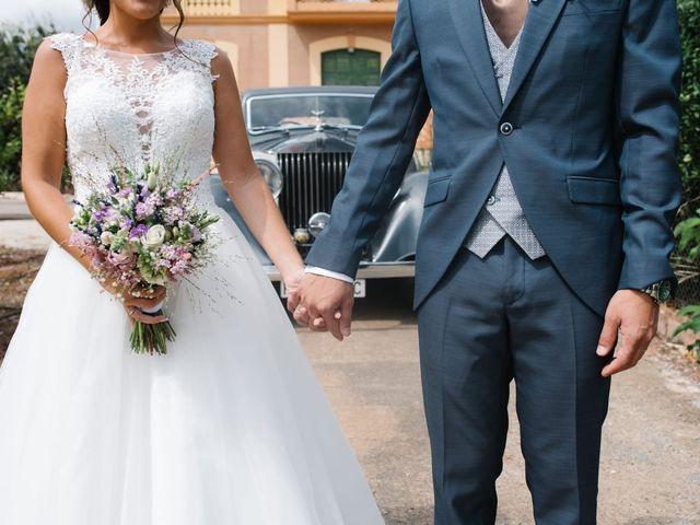 La boda de Luis y Lydia en Bétera, Valencia 1