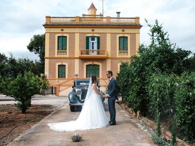 La boda de Luis y Lydia en Bétera, Valencia 4