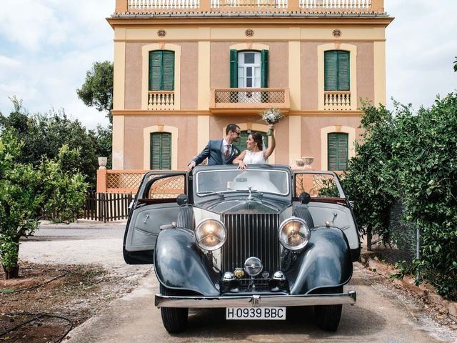 La boda de Luis y Lydia en Bétera, Valencia 6