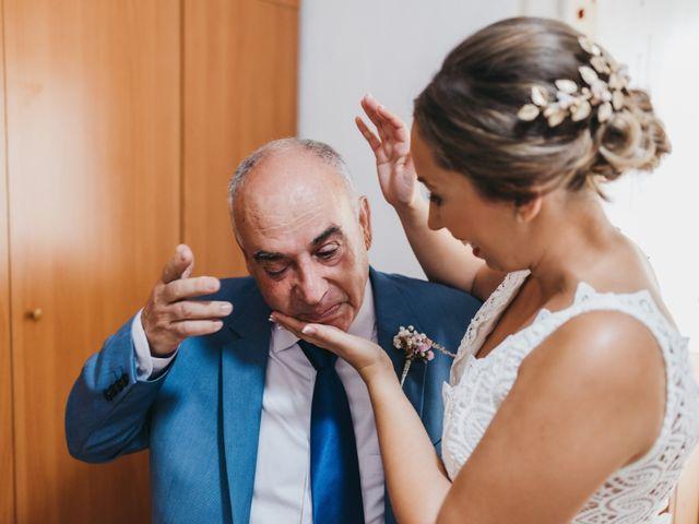 La boda de Diego y Pilar en Beires, Almería 14