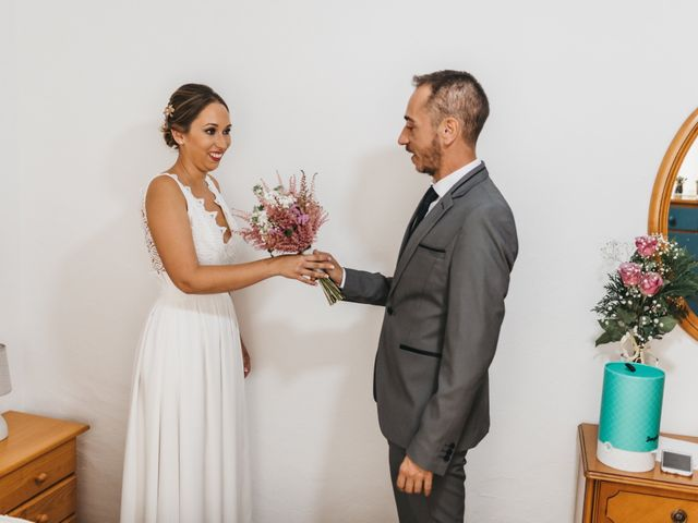 La boda de Diego y Pilar en Beires, Almería 15