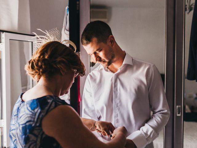La boda de Diego y Pilar en Beires, Almería 22