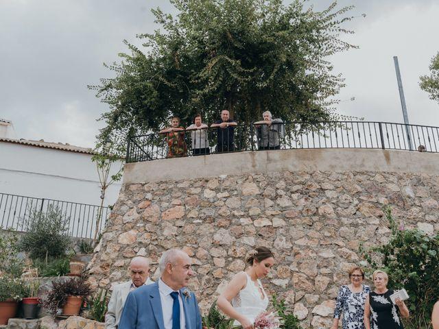 La boda de Diego y Pilar en Beires, Almería 35