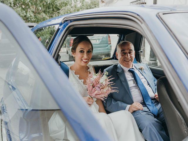 La boda de Diego y Pilar en Beires, Almería 37