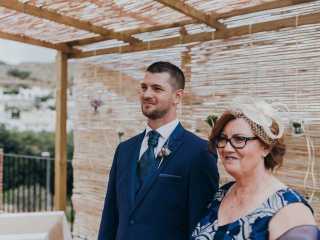La boda de Diego y Pilar en Beires, Almería 40