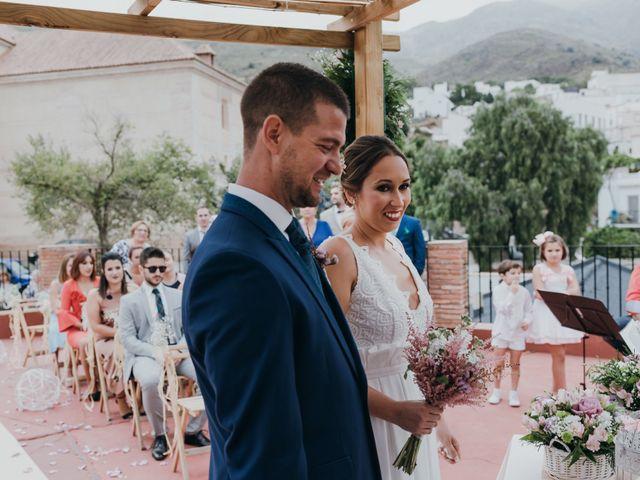La boda de Diego y Pilar en Beires, Almería 42