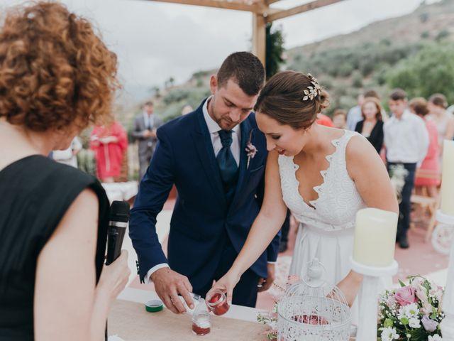 La boda de Pilar y Diego
