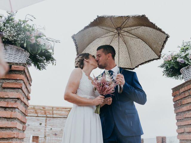 La boda de Diego y Pilar en Beires, Almería 47