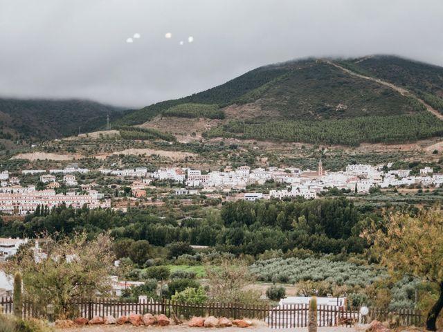 La boda de Diego y Pilar en Beires, Almería 48