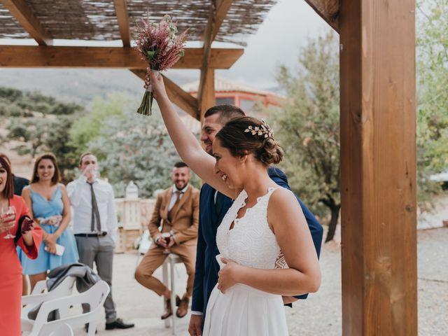 La boda de Diego y Pilar en Beires, Almería 50
