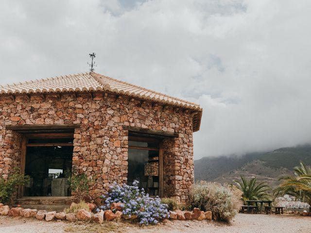 La boda de Diego y Pilar en Beires, Almería 51