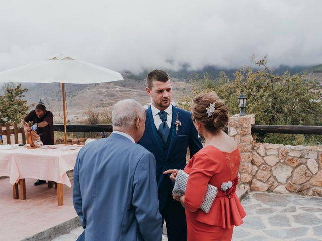 La boda de Diego y Pilar en Beires, Almería 52