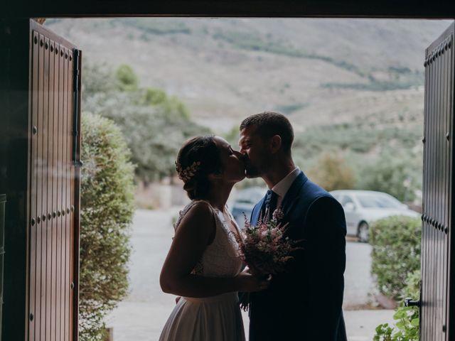 La boda de Diego y Pilar en Beires, Almería 53