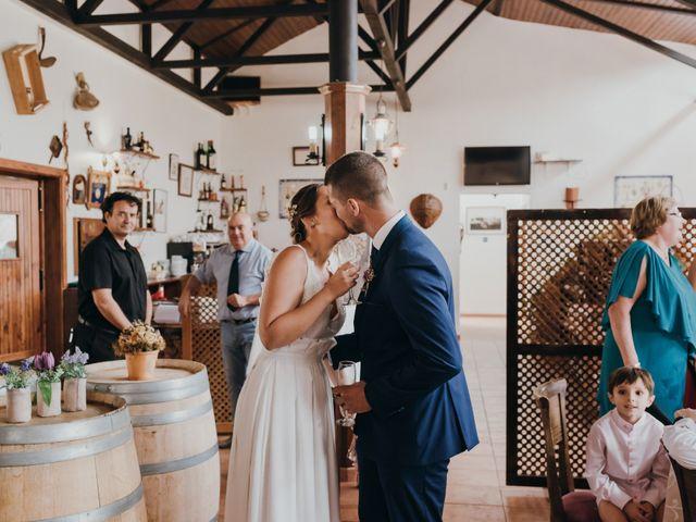 La boda de Diego y Pilar en Beires, Almería 55