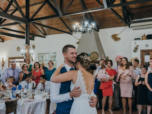 La boda de Diego y Pilar en Beires, Almería 61