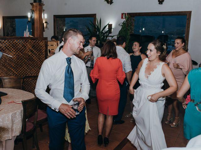 La boda de Diego y Pilar en Beires, Almería 62