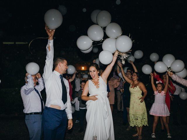 La boda de Diego y Pilar en Beires, Almería 63