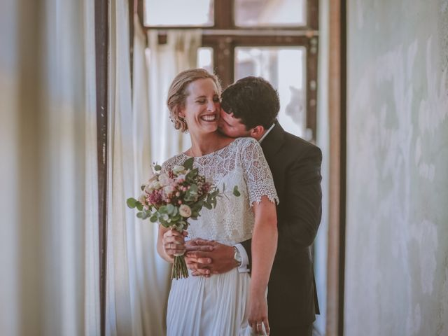 La boda de Maria y André