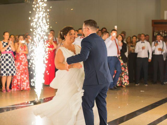 La boda de Javi y Marta en Ferrol, A Coruña 30