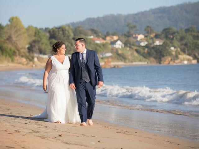 La boda de Javi y Marta en Ferrol, A Coruña 36