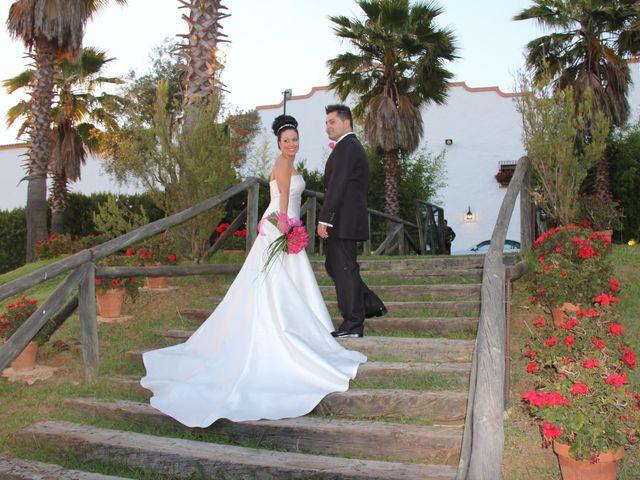 La boda de Elisabet y Miguel Ángel en Huelva, Huelva 7