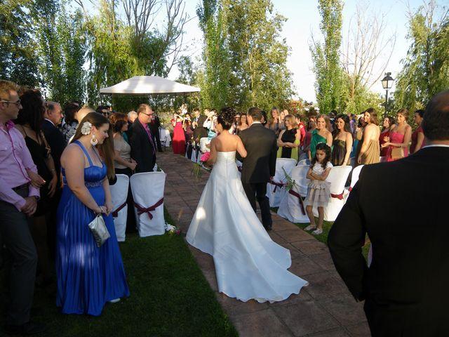 La boda de Elisabet y Miguel Ángel en Huelva, Huelva 9