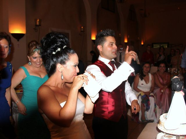 La boda de Elisabet y Miguel Ángel en Huelva, Huelva 10