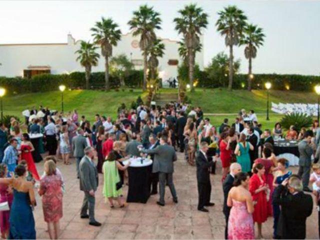 La boda de Elisabet y Miguel Ángel en Huelva, Huelva 11