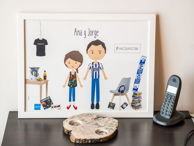 La boda de Jorge y Ana en Culleredo, A Coruña 6