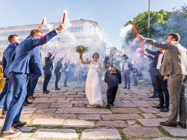 La boda de Jorge y Ana en Culleredo, A Coruña 14