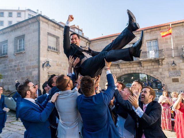 La boda de Jorge y Ana en Culleredo, A Coruña 15
