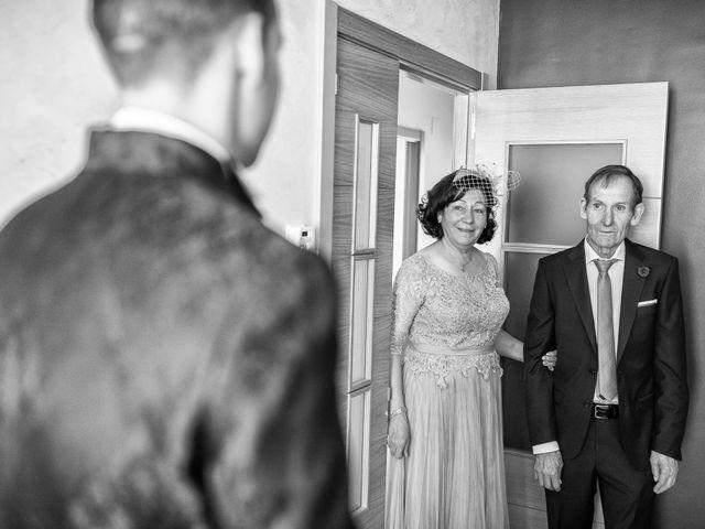La boda de Laura y Hector en La Seca, León 6