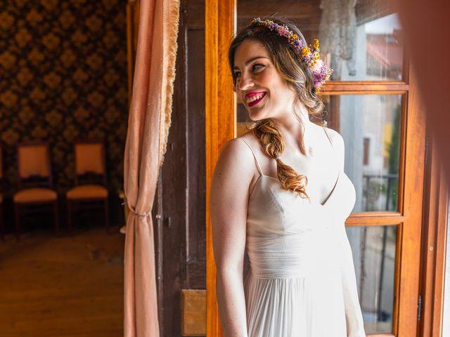 La boda de Laura y Hector en La Seca, León 10