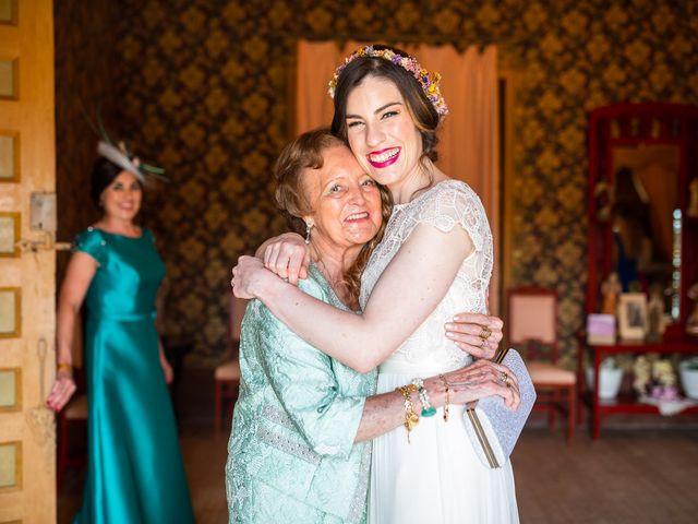 La boda de Laura y Hector en La Seca, León 15