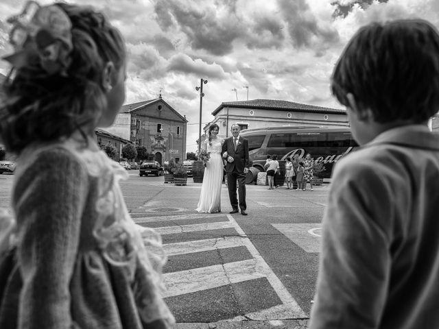La boda de Laura y Hector en La Seca, León 2