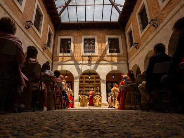 La boda de Laura y Hector en La Seca, León 19