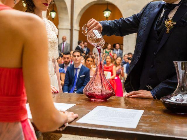 La boda de Laura y Hector en La Seca, León 20
