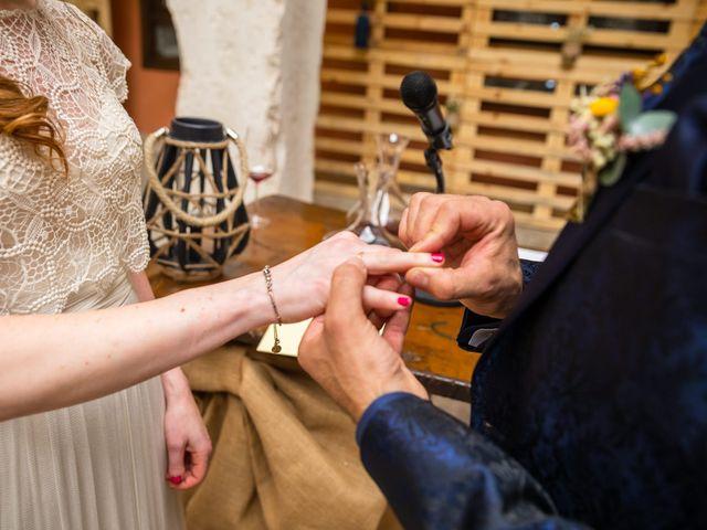 La boda de Laura y Hector en La Seca, León 22