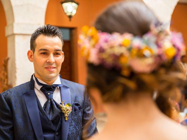 La boda de Laura y Hector en La Seca, León 23