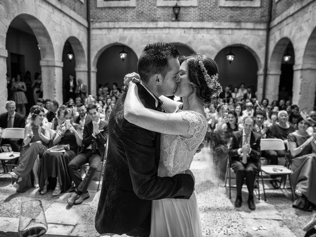 La boda de Laura y Hector en La Seca, León 24