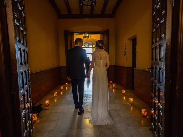La boda de Laura y Hector en La Seca, León 25