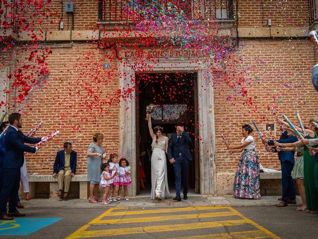 La boda de Laura y Hector en La Seca, León 26