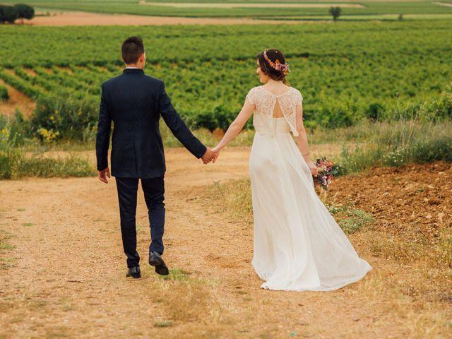 La boda de Laura y Hector en La Seca, León 27