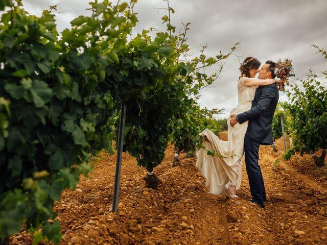 La boda de Laura y Hector en La Seca, León 30