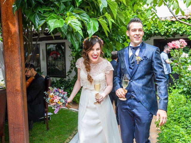 La boda de Laura y Hector en La Seca, León 35