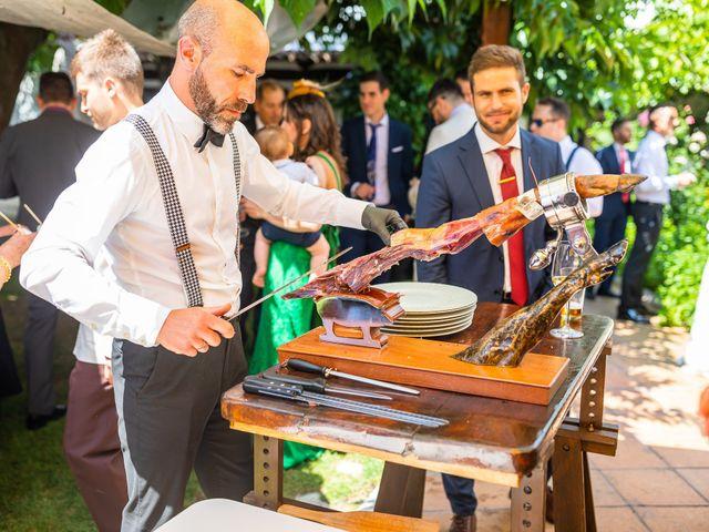 La boda de Laura y Hector en La Seca, León 38