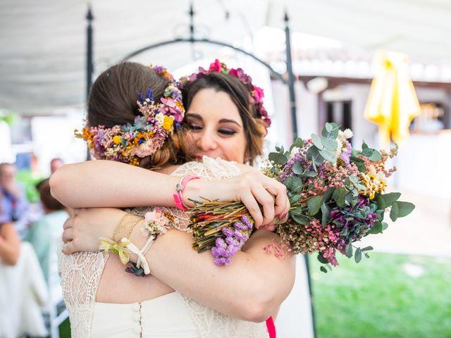 La boda de Laura y Hector en La Seca, León 45